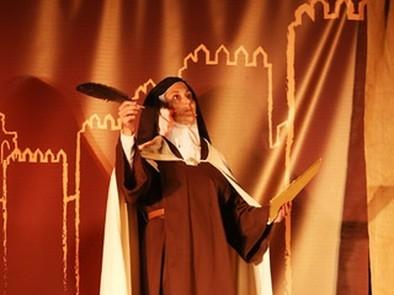 El misticismo de la Santa