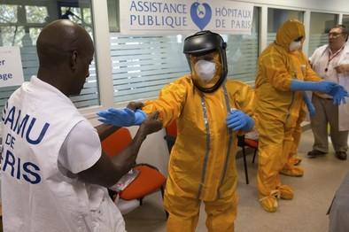 Liberia se muere de ébola