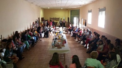 Un centenar de socias arropan la celebración del Día de la Mujer Rural