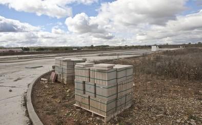 Villanueva sitúa en los primeros meses de 2015 el reinicio de las obras del Parque Tecnológico