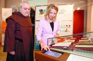 La Biblioteca Digital Teresiana incluirá manuscritos de La Santa