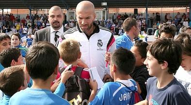'Locura' por Zidane