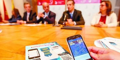 Avilabús ofrecerá información sobre líneas y paradas a través del móvil