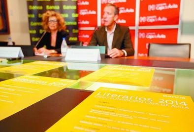 Joaquín Sabina y Benjamín Prado abren Literarios 2014 este lunes