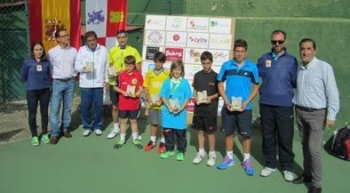 San Román suma su octavo título en el cierre del Torneo Santa Teresa