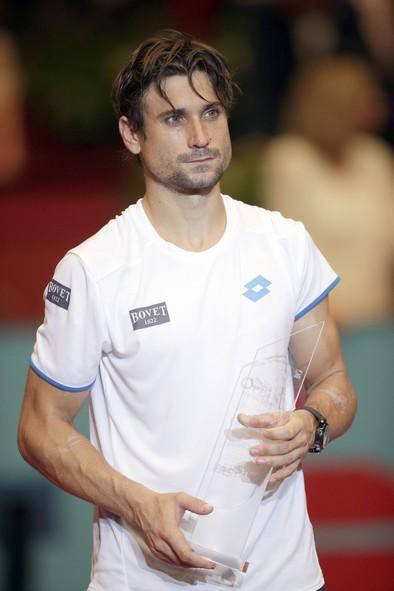 Ferrer pierde en Viena y se aleja del Masters