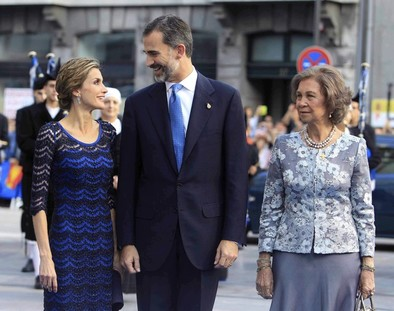 El Rey: «Queremos una España alejada de la división y la discordia»