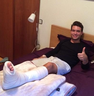 Rodri se recupera tras la operación