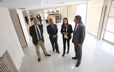 Romero anuncia que se reabrirá en 2015 la antigua Casa de la Cultura