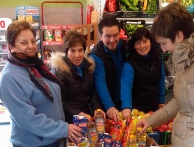 Cervera pone en marcha la campaña navideña de recogida de alimentos