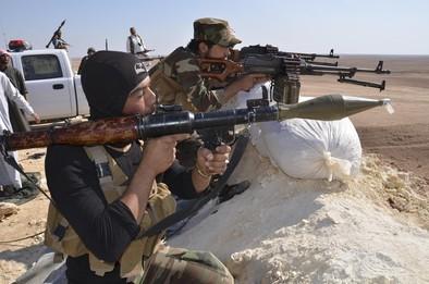 Irak planta cara al yihadismo