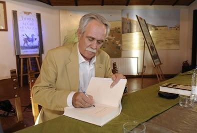 Pérez Henares: «Toledo tiene un protagonismo total en esta novela»