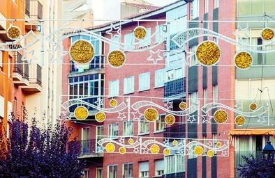 La iluminación navideña alegrará la ciudad desde el día 5 de diciembre
