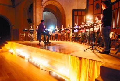Arianna Ensemble ofrecerá este jueves un concierto dedicado a Santa Teresa