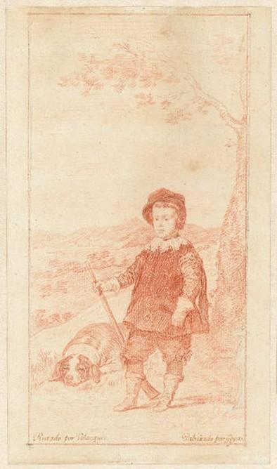 Goya, Murillo y Cano 'dibujan' en el Prado