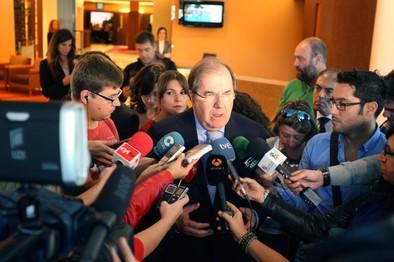 Herrera pide mano dura para excluir de la política a «pillos y corruptos»