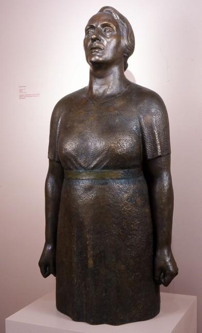 El busto de 'La pasionaria' que Victorio Macho ocultó 66 años