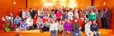 La Fundación Caja de Ávila y Bankia respaldan 30 proyectos sociales de toda la provincia