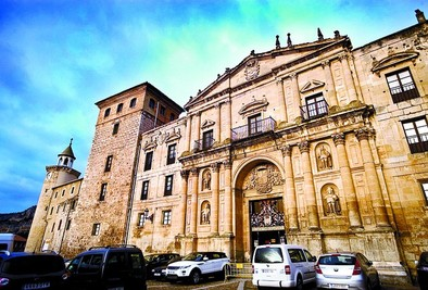 El Ayuntamiento exime del IBI solo a la zona histórica de San Salvador