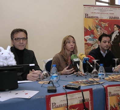 Los mejores magos del mundo se darán cita en Palencia el 2 de enero