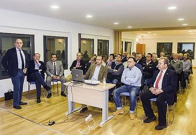 Grijota, ecuador de la presentación del Presupuesto de la Diputación