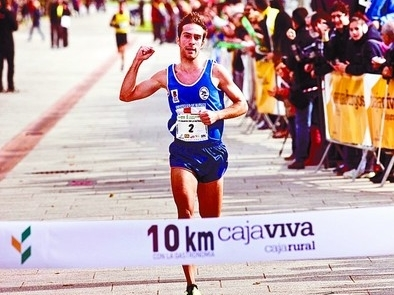 La II Carrera Cajaviva reúne más de 800 atletas