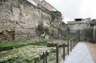 Patrimonio incluye la muralla del Salvador en el proyecto con cargo al 1,5 por ciento cultural