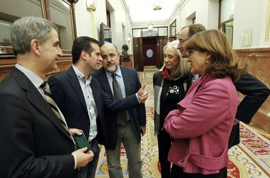 PP y PSOE rechazan que el Congreso facilite la anexión de Treviño a Álava