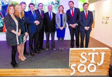 La Junta refuerza el V Centenario con la Ruta Teresiana en la región