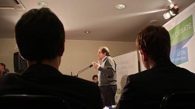 Herrera exige «casta sin miedo a populismos» a los jóvenes del PP