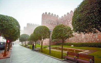 Aprobada la solicitud del 1% Cultural para continuar las obras en la Muralla