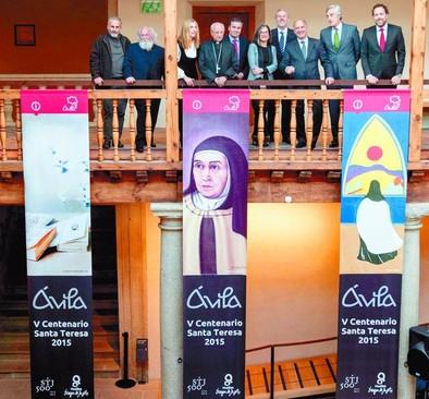 Ávila tendrá exposiciones, actuaciones o conciertos junto a una escultura para la posteridad