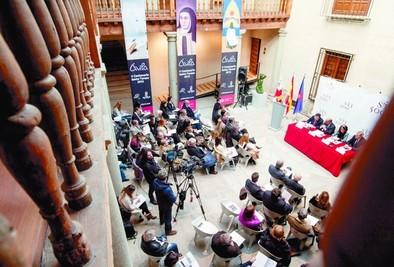 El programa cultural busca dar una «dimensión mundial» al Centenario