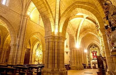Villamuriel trata de convertir Santa María en un referente cultural