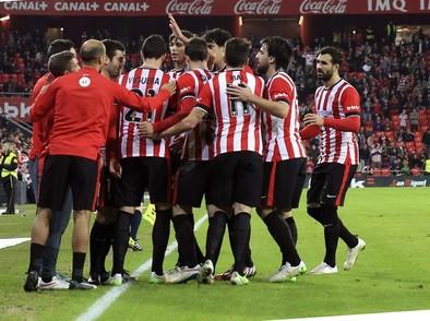 Athletic y Málaga cumplen