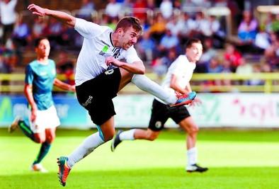 Gabri Gómez y Cristian vuelven al trabajo y podrán jugar en Zamora