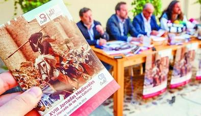 Las Jornadas Medievales superarán las cien actividades en su mayoría de edad