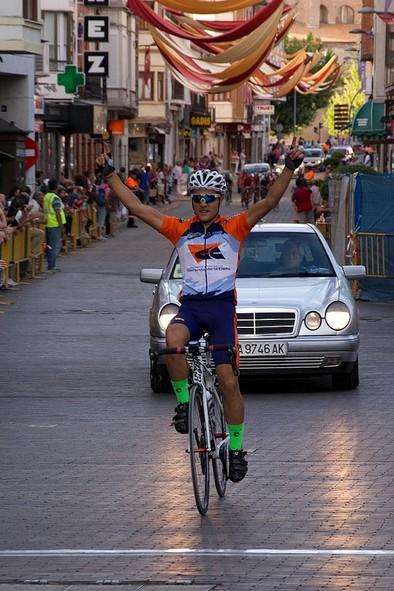 El palentino Mario Lamela se lleva el Trofeo San Antolín de Medina