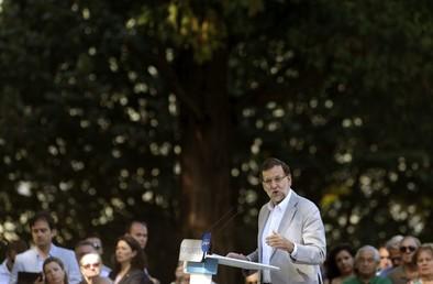 Rajoy declara una «guerra sin cuartel» contra el desempleo
