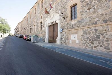 Fallece un varón de 50 años  en la calle Huérfanos Cristinos