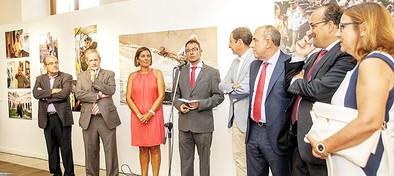 La muestra 'Ical, 25 años' cierra en Palencia su periplo regional