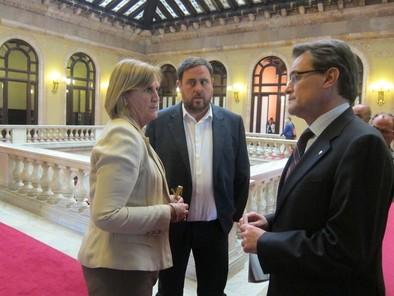 ERC lanza un ultimátum a Mas