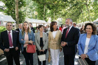 El Gobierno regional aplaude el apoyo que presta Talavera al sector de la artesanía