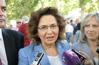 Riolobos dice que los Servicios Sociales gozan de «buena salud» gracias a Cospedal