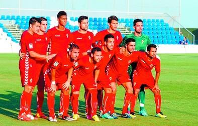 El Murcia, a Segunda B