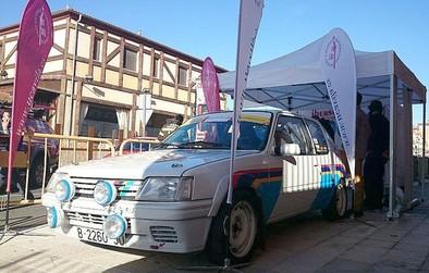 Buen estreno del UCAV Racing Engineering