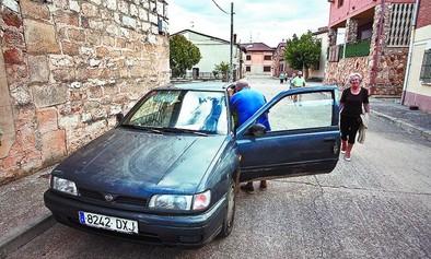 Hallan a un vecino de Oviedo que desapareció el lunes en Hortigüela