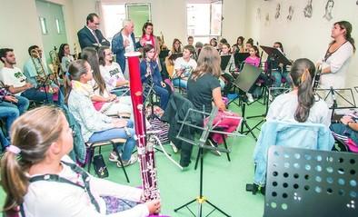 Casi 3.000 alumnos comienzan las enseñanzas de idiomas y música