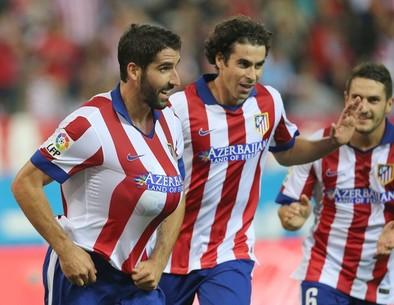 El Atlético se conjura para resolver su primera final