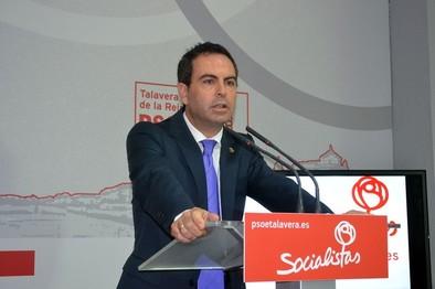 El PSOE pide a Ramos que «rescate» un convenio de ayuda al comercio local